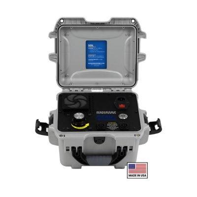 MagnaWave Sol - Portable PEMF machine - United States Canada Switzerland Europe Australia