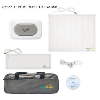 MiraMate Big Magic PEMF mat therapy device
