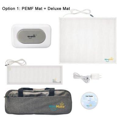 MiraMate Big Magic PEMF mat therapy device
