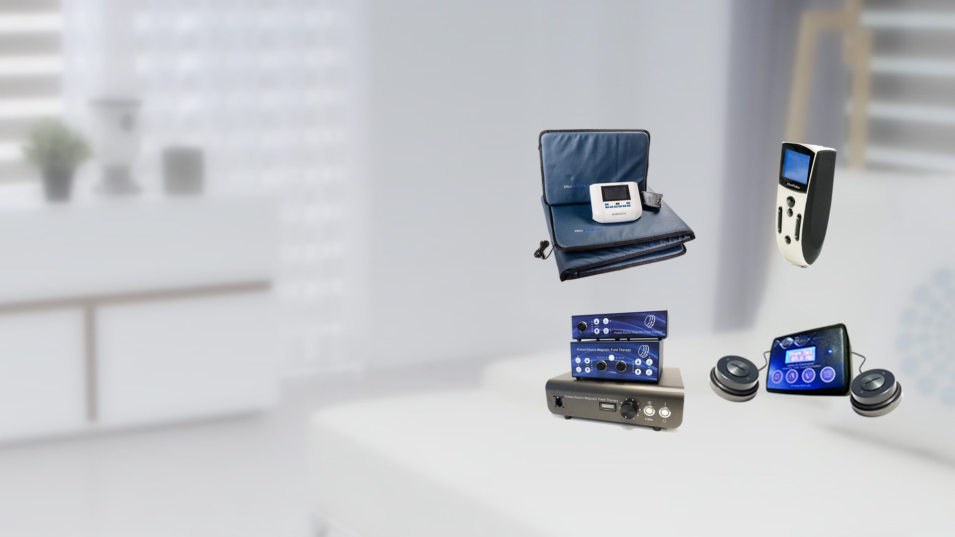 PEMF Devices - Compare Pulsed Electromagnetic Field Therapy
