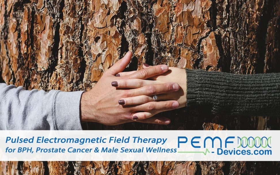 PEMF BPH Erectile Dysfunction and Prostate Cancer