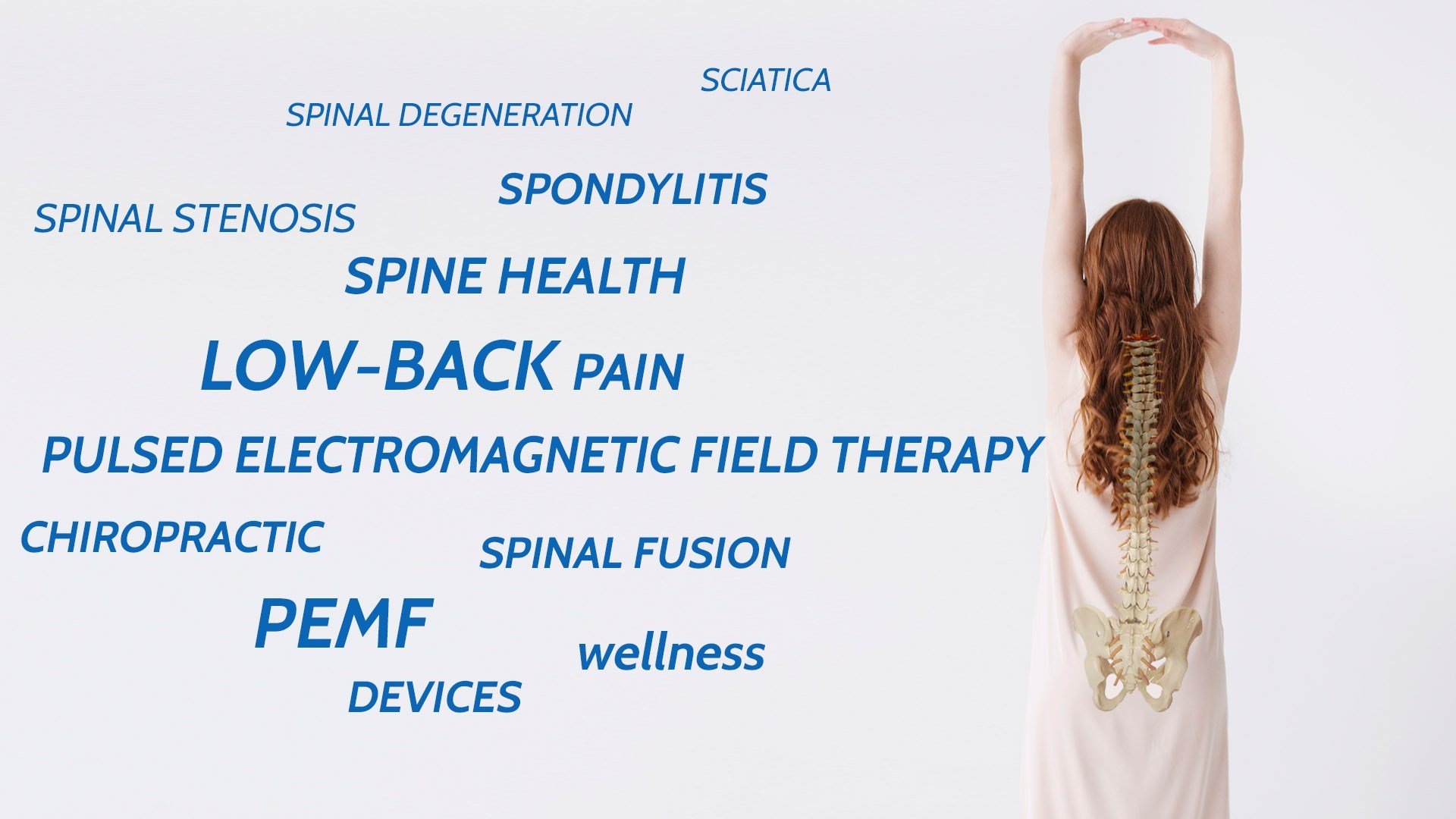 PEMF devices for Spine Health & Low Back Pain Research