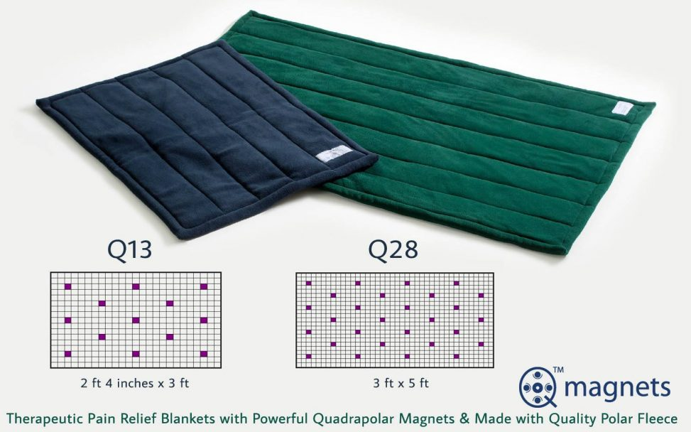 magnetic mattress topper blanket therapy