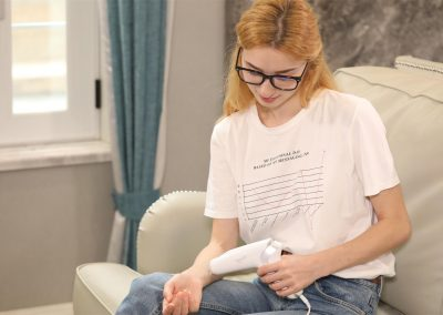 flash VUV light therapy