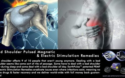 Bad Shoulder Pulsed Magnetic & Electric Stimulation Remedies