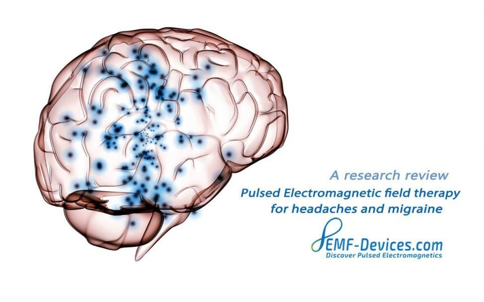 pulsed electromagnetic field therapy migraine headaches