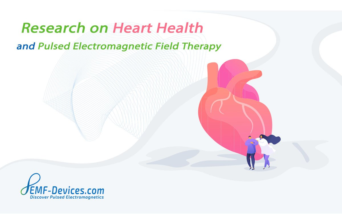 PEMF therapy for heart health and cardiovascular diseases