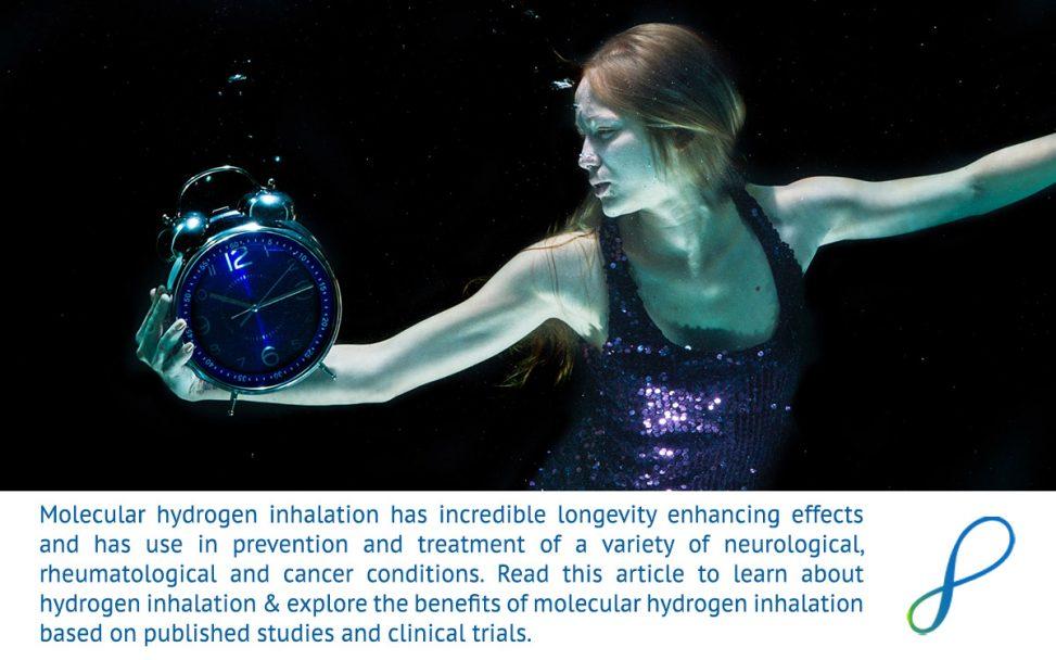 molecular hydrogen inhalation benefits