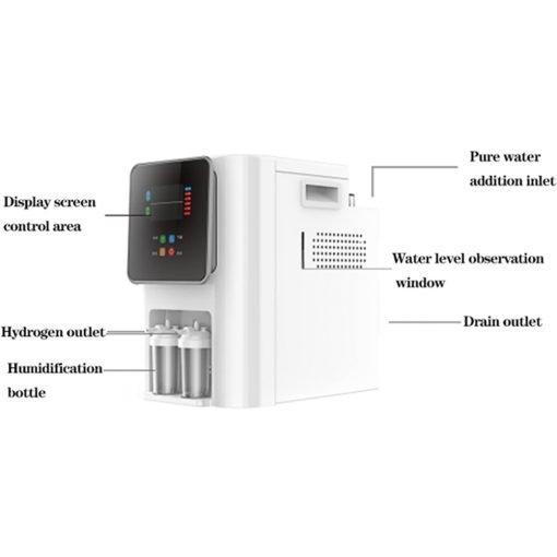 Hydrogen Gas Therapy Inhaler Device - United States Canada Australia Europe UK India Malaysia