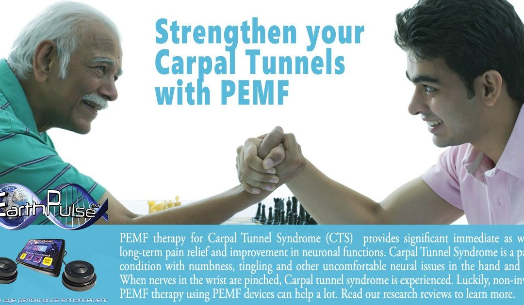 PEMF therapy for Carpal Tunnel Syndrome (CTS) | PEMF-Devices com