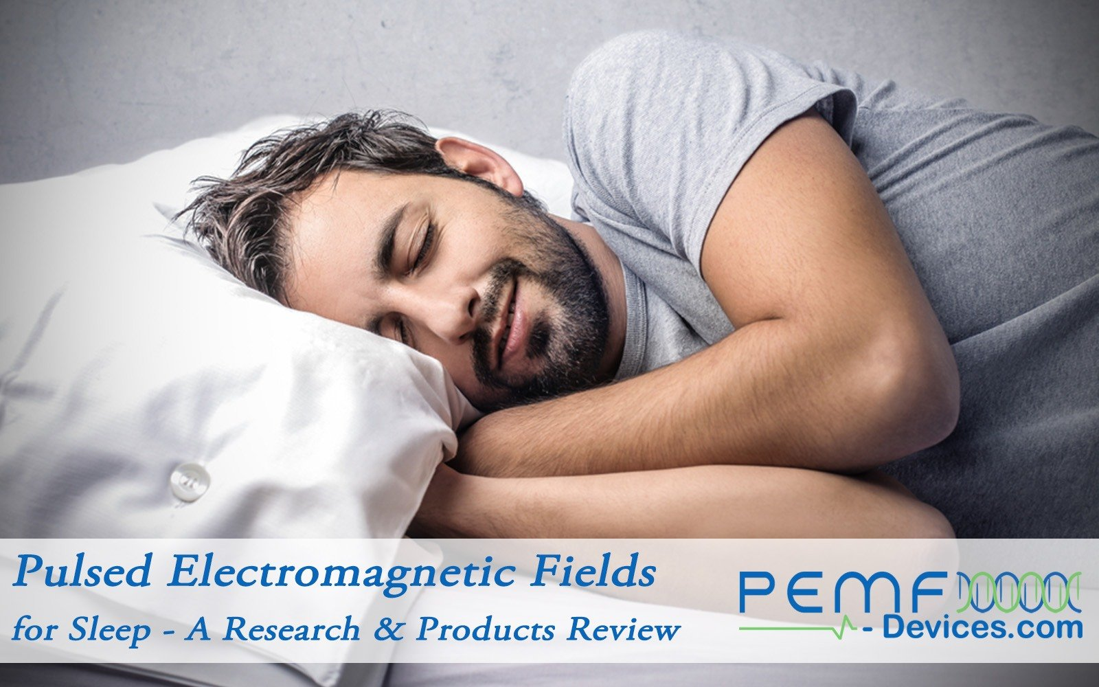 pulsed electromagnetic field therapy for sleep and insomnia